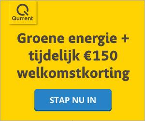 energie 150 welkskorting