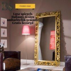 spiegels, barokspiegel