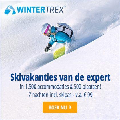 Wintertrex -€ 50,-