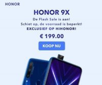 Honor Mobiles, Discount