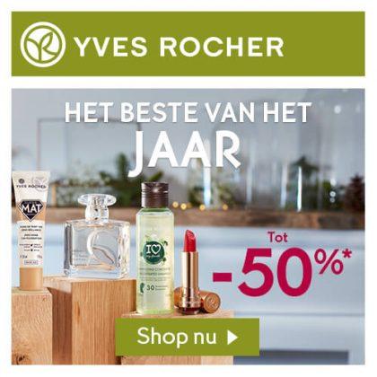 Yves Rocher -50%
