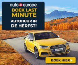 Auto Europe – Auto huren