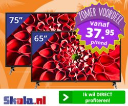 Skala.nl – Groots voordeel 65 & 75 inch TV