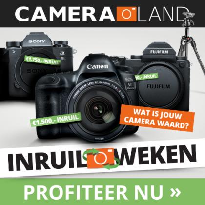 Cameraland – Inruilweken