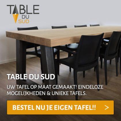 Table du Sud