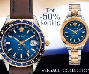versace, tw steel, horloges