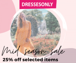 Dresses only – Mid Season Sale