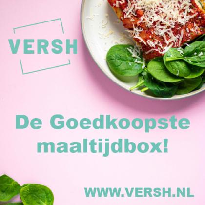 Versh – maaltijdbox