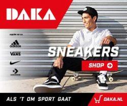 Daka – Sneakers & Badmode