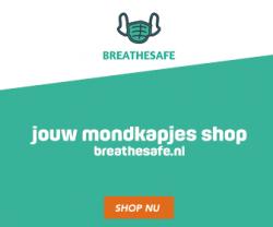 Breathsafe – Mondkapjes