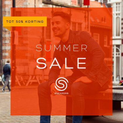 Sneakers – Summer Sale