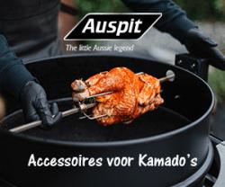 Auspit – BBQ accessoires