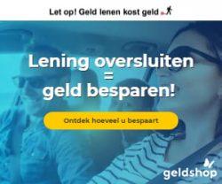 Geldshop – het nieuwe lenen