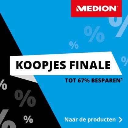 Medion – Koopjesfinale