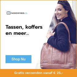 Tassenwinkel – 27% korting